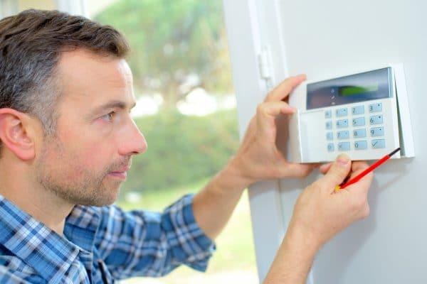 alarm installation services company